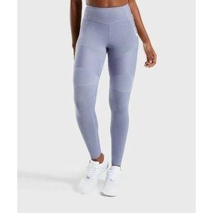 Gymshark Small True Texture Leggings Steel Blue